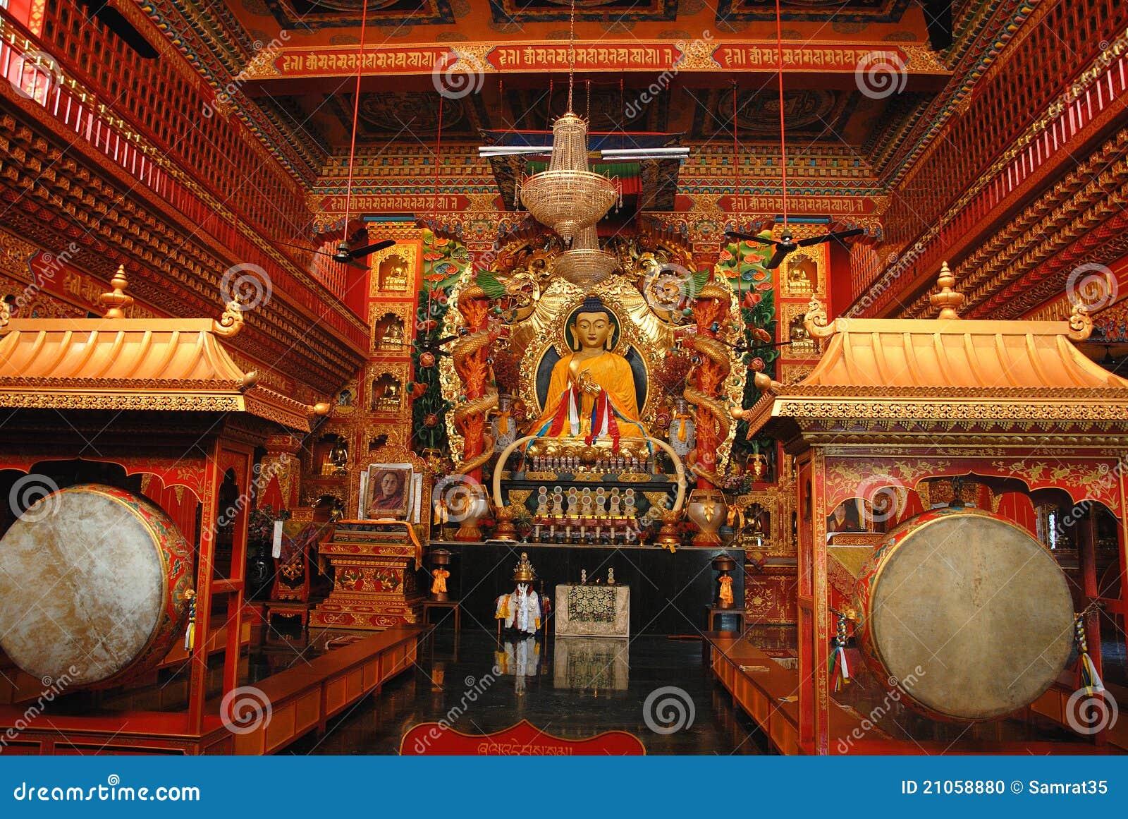 βουδιστικός ναός sarnath