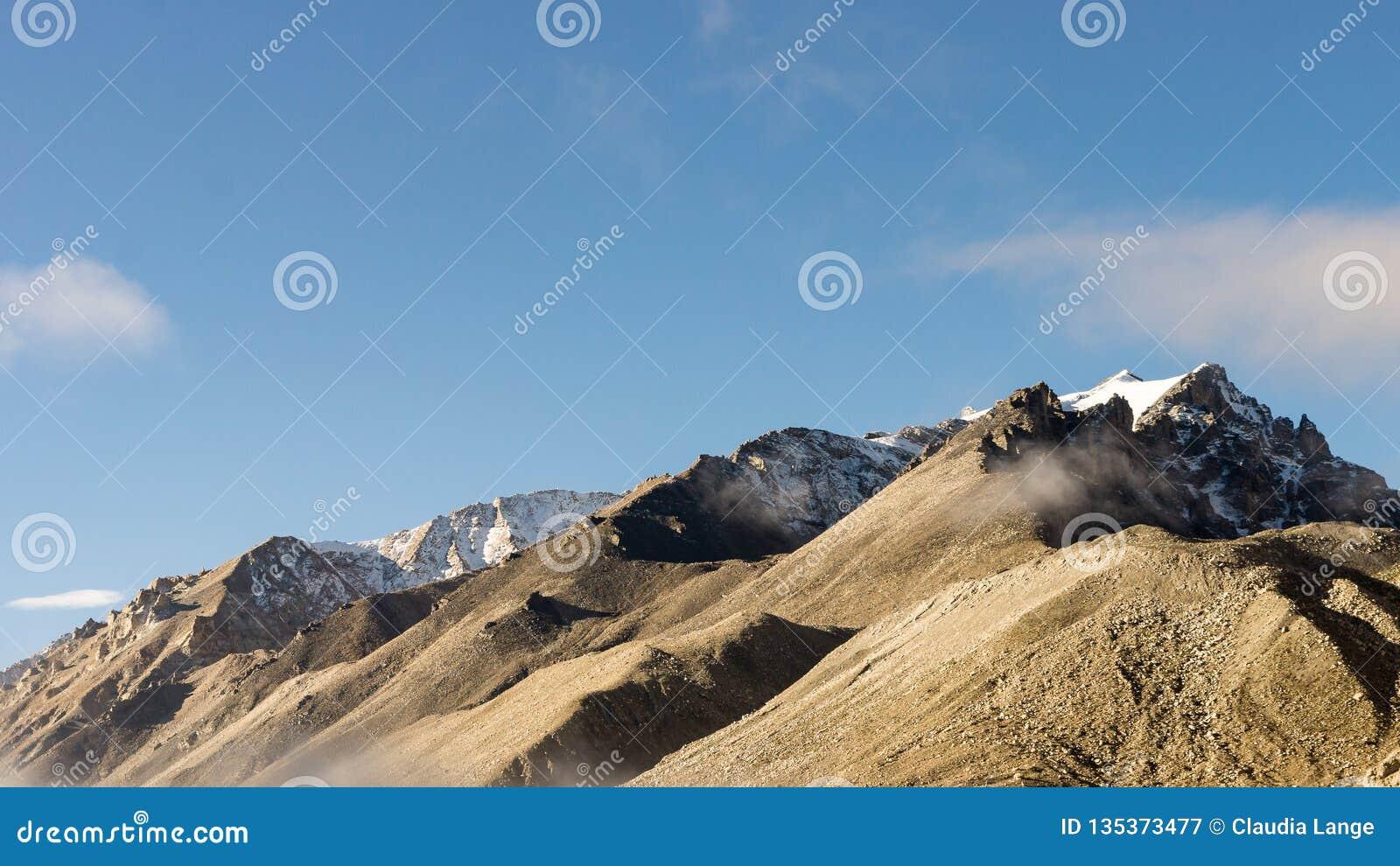 βουνά Θιβέτ
