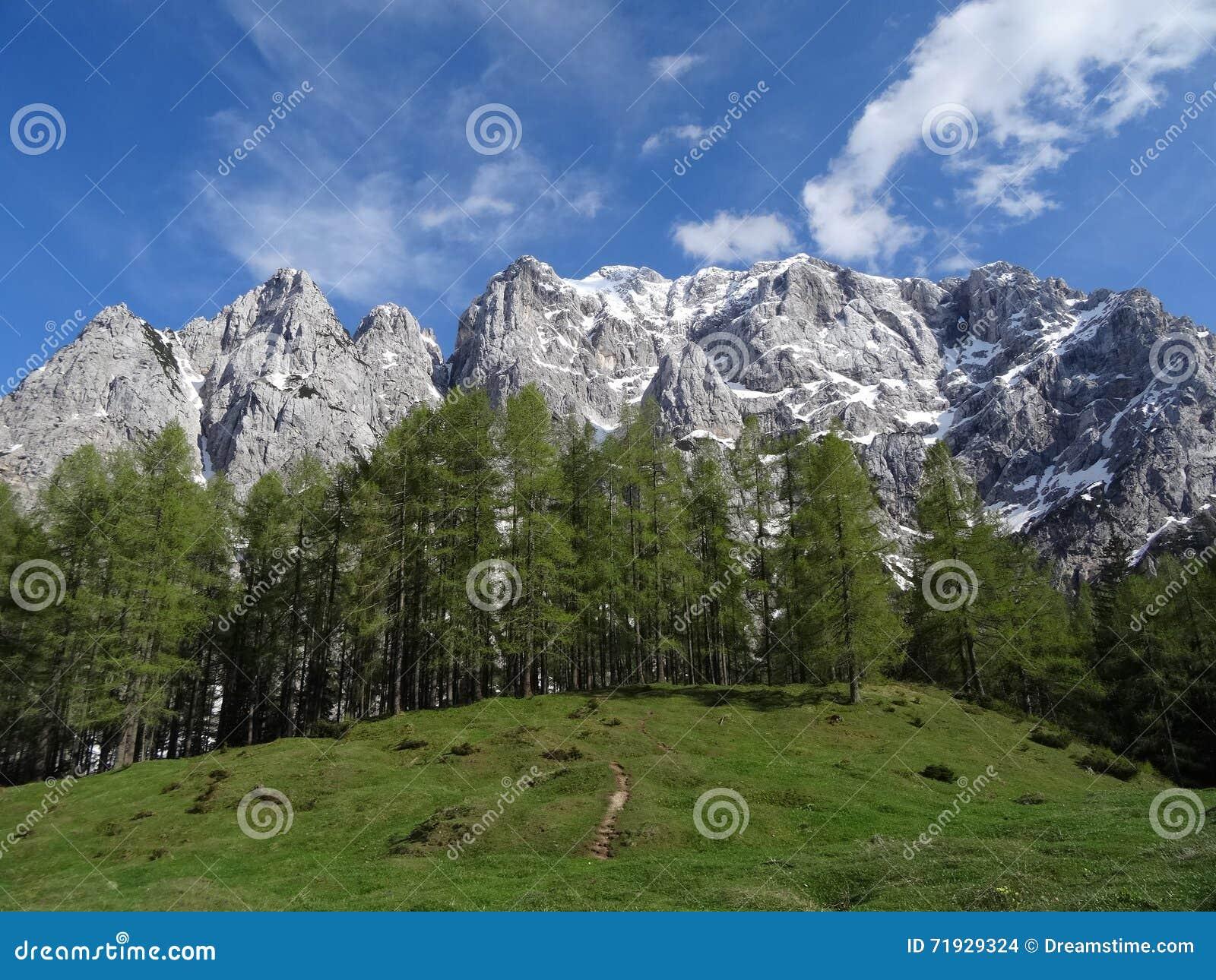 Βουνά στη Σλοβενία