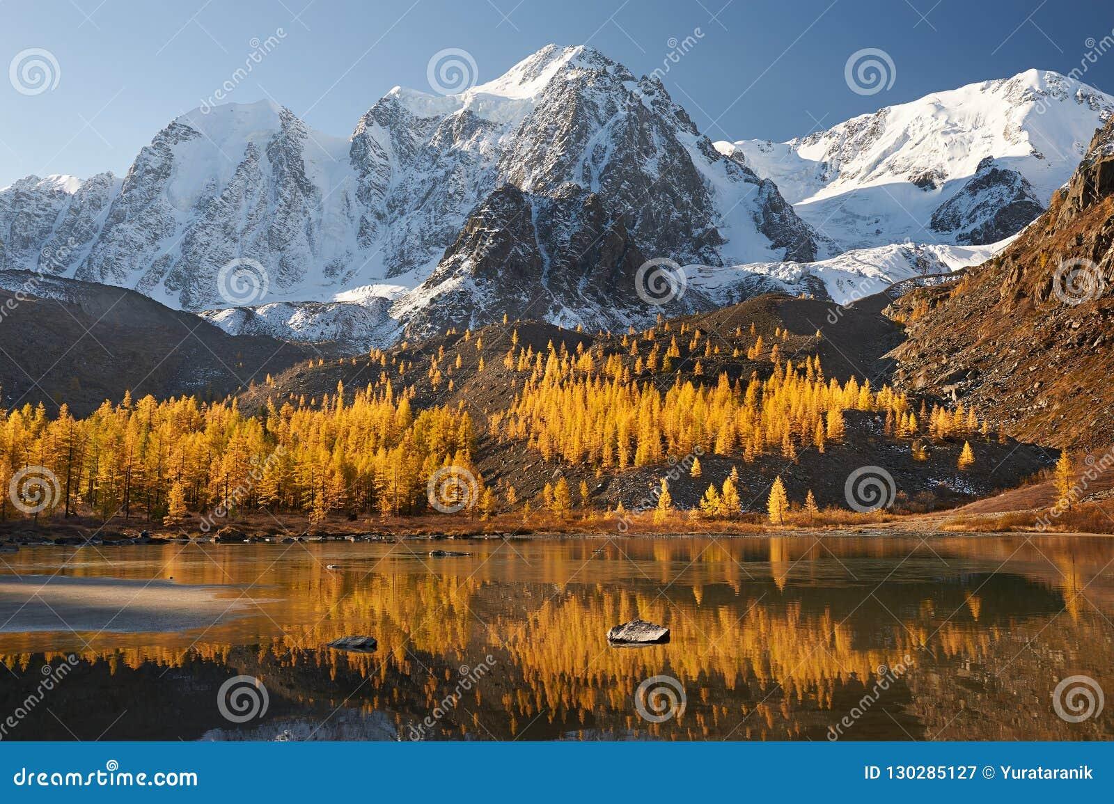 Βουνά Altai, Ρωσία, Σιβηρία