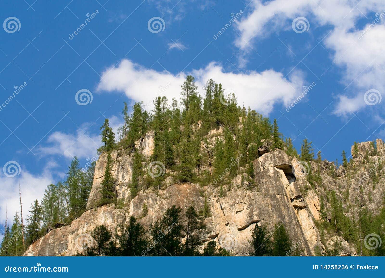 βουνά sayan