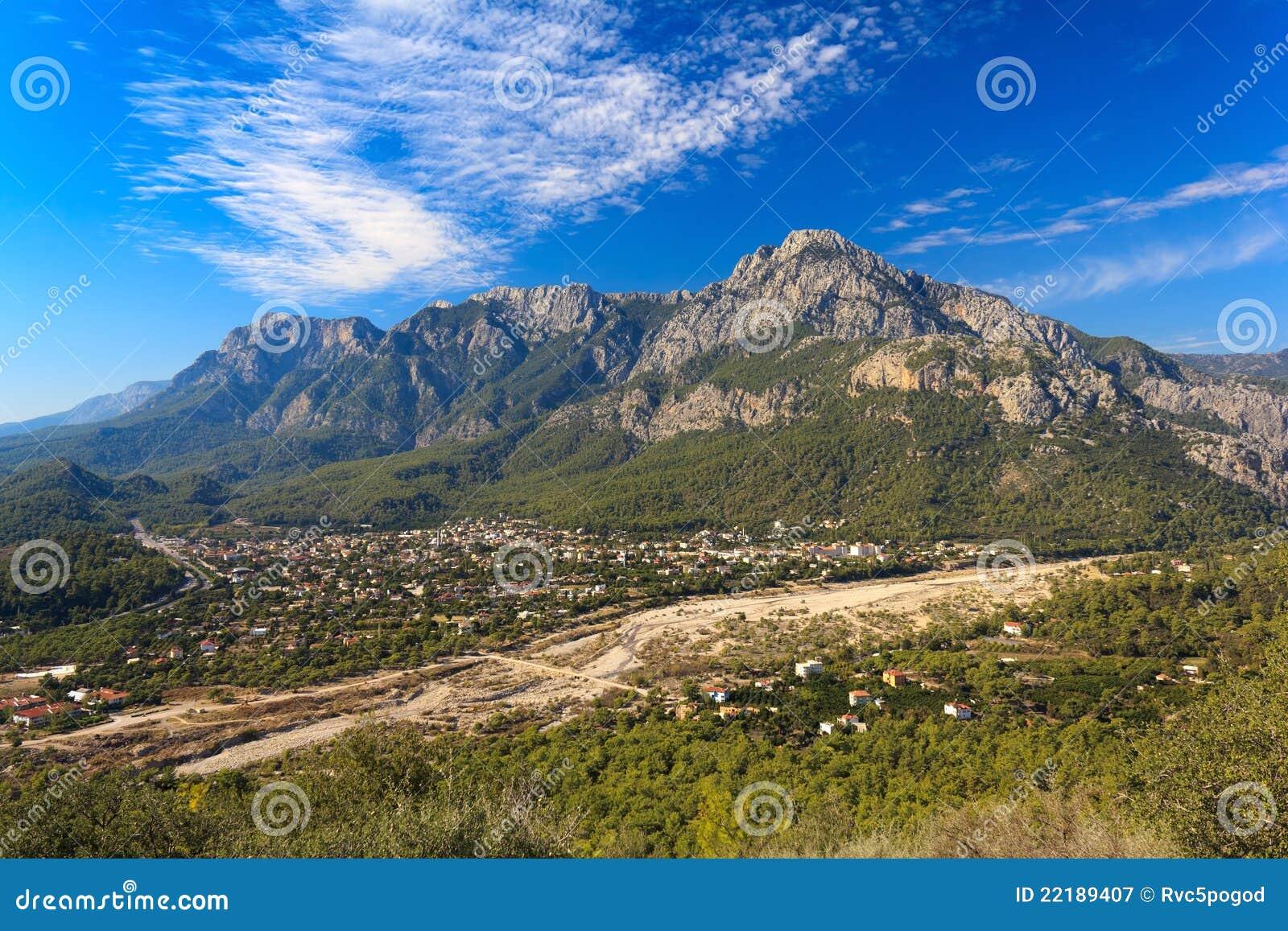 βουνά taurus