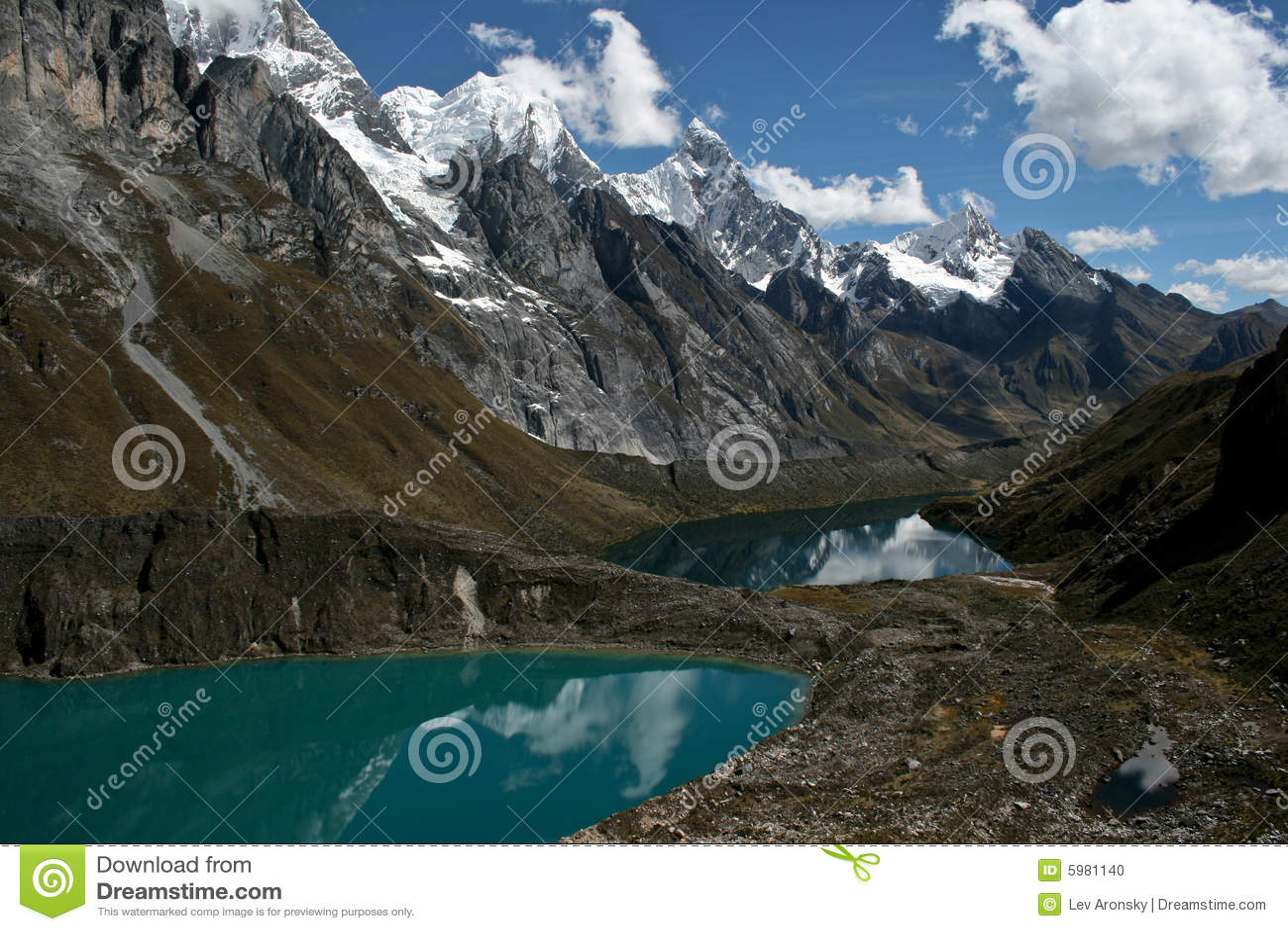 βουνό λιμνών