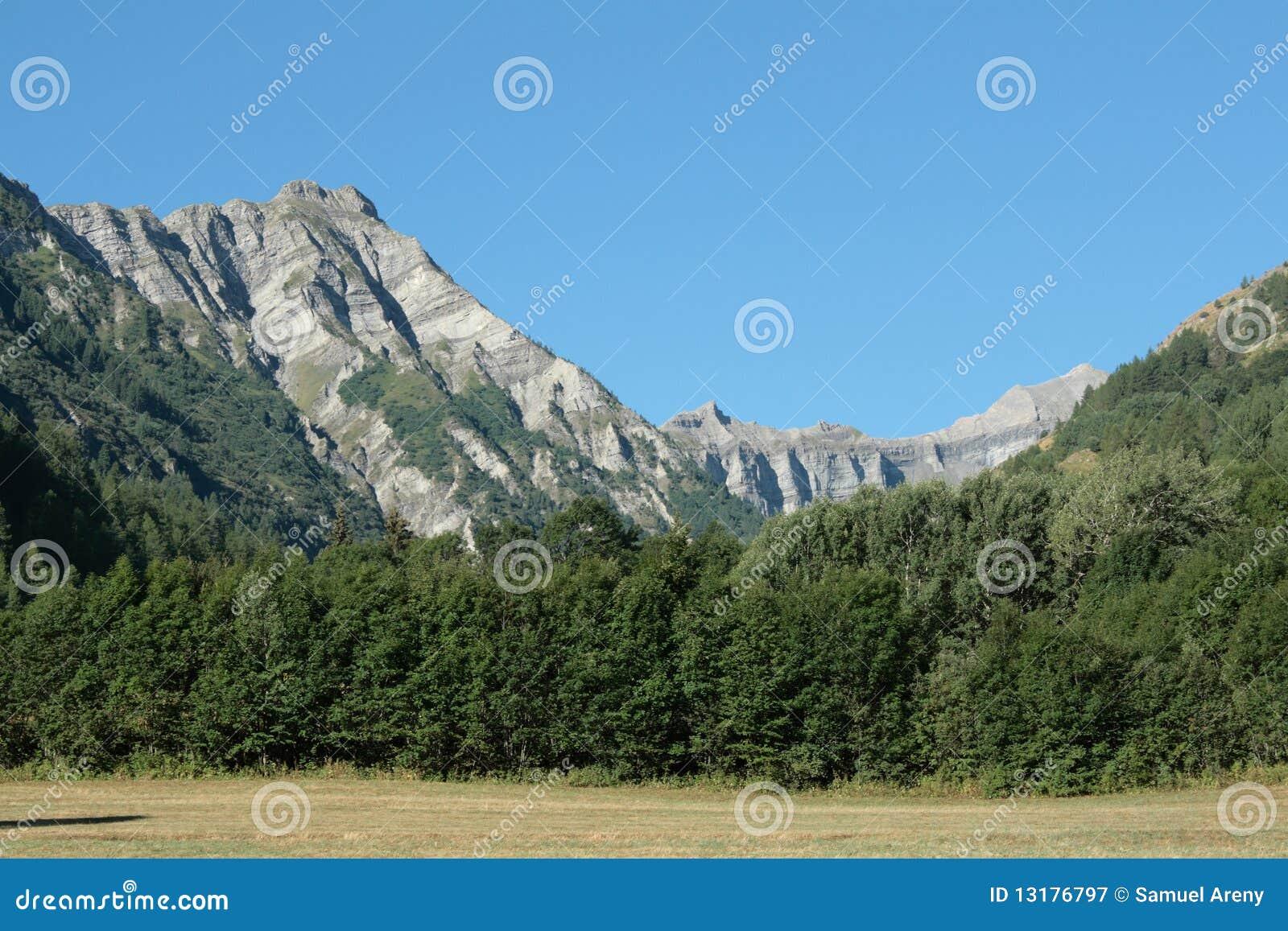 βουνό ορών