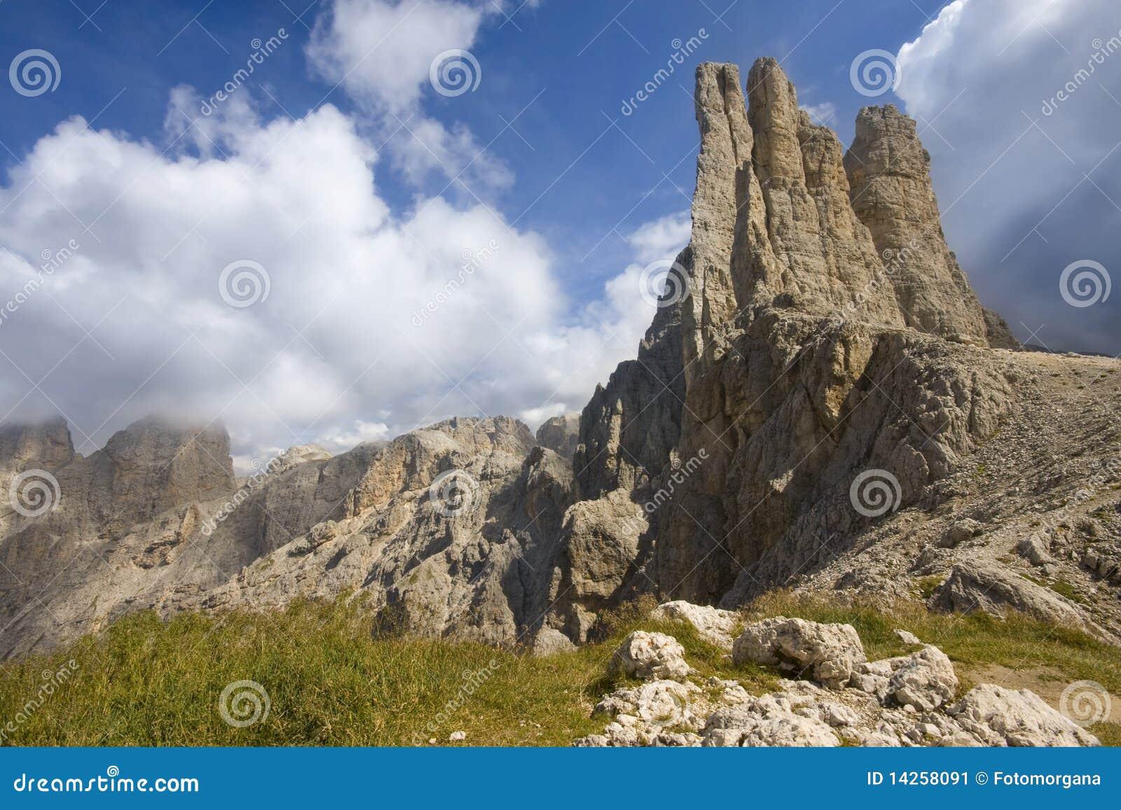 βουνό catinaccio
