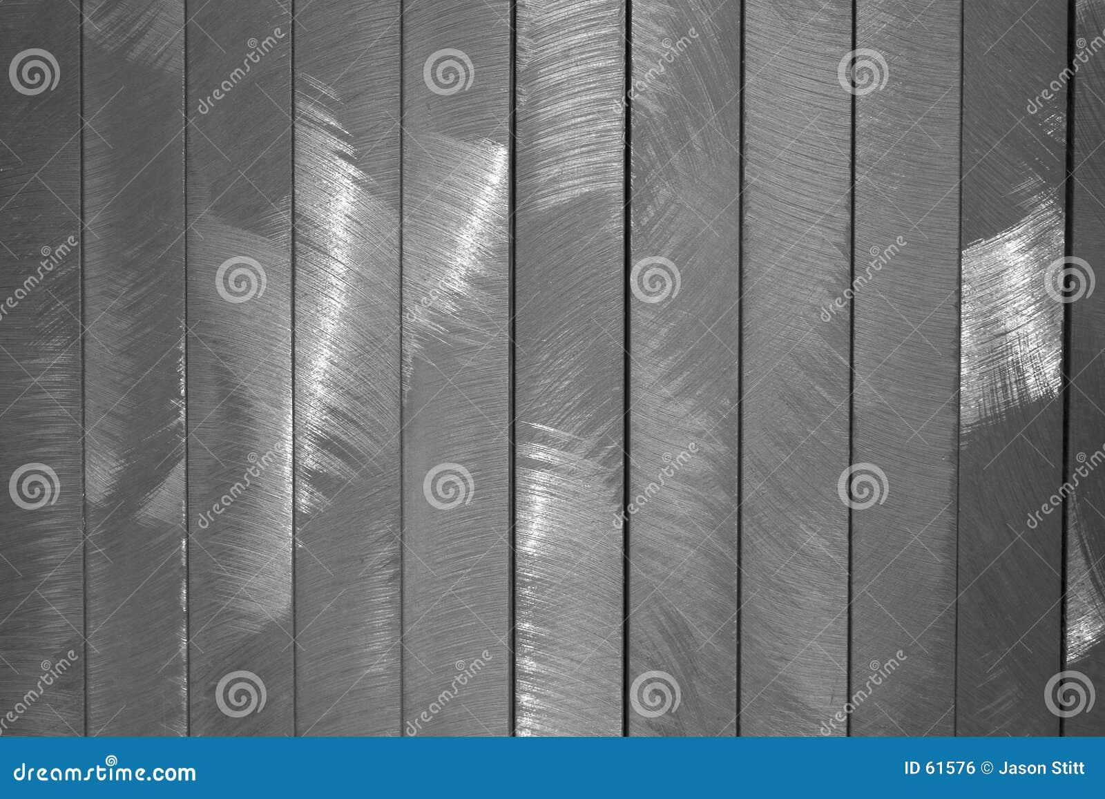 βουρτσισμένο μέταλλο