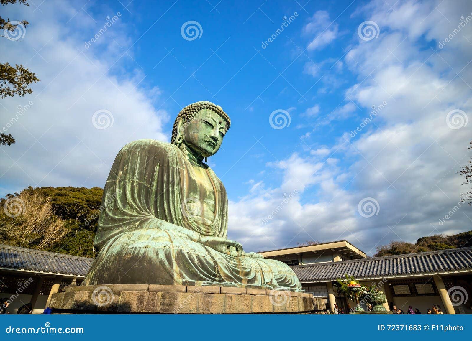 Βούδας μεγάλη Ιαπωνία