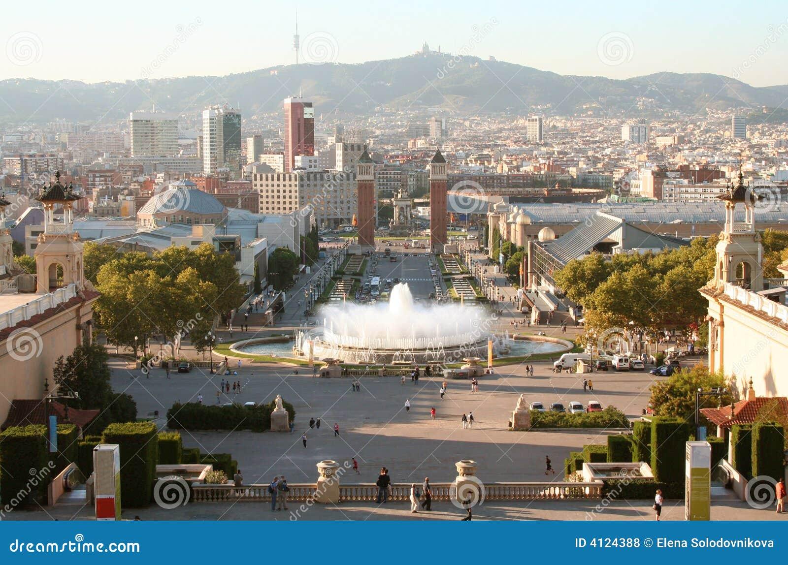 βράδυ της Βαρκελώνης