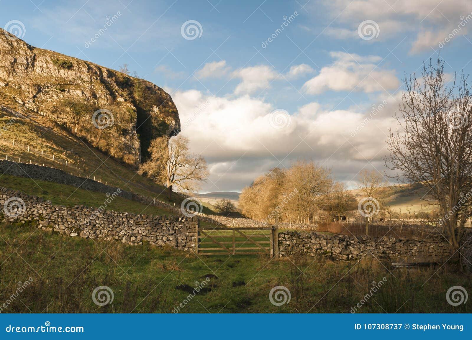 Βράχος Kilnsey