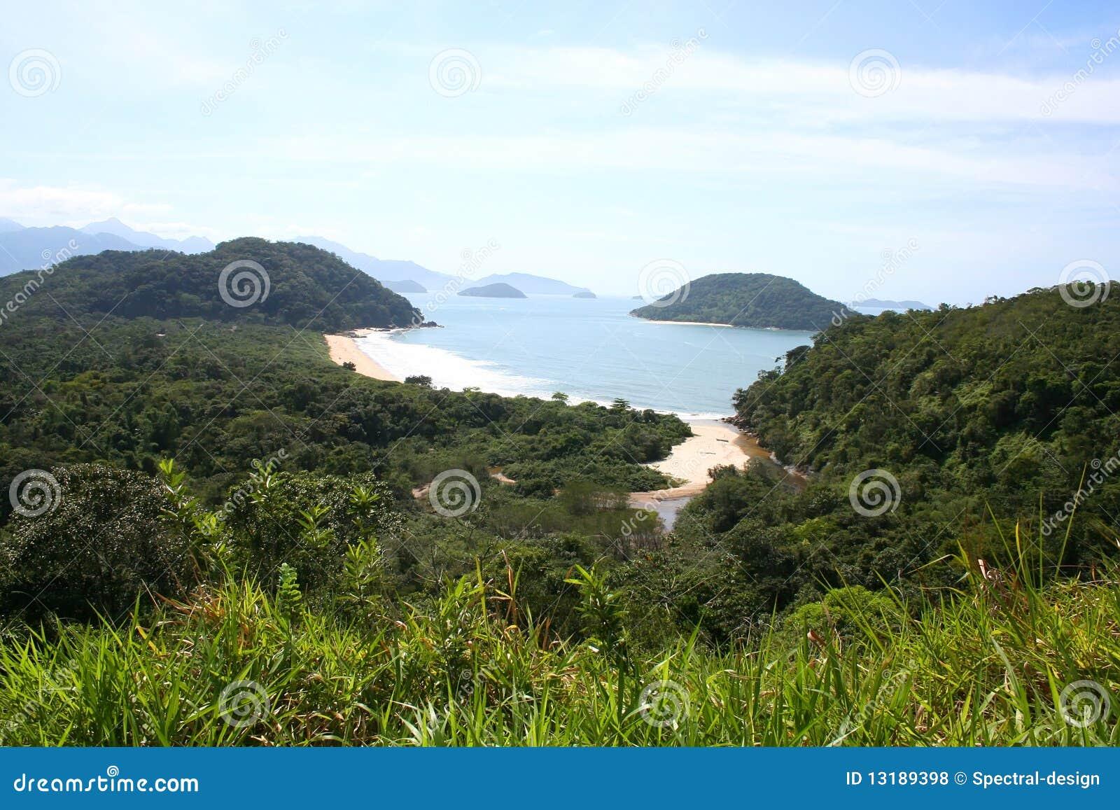 βραζιλιάνα ακτή