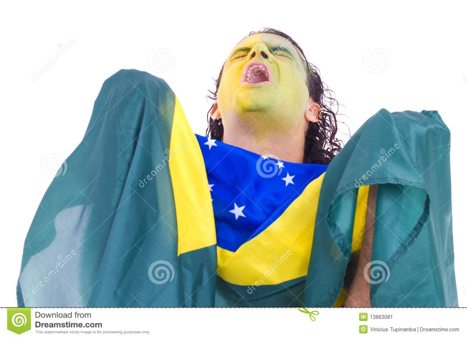 βραζιλιάνος υποστηρικτή