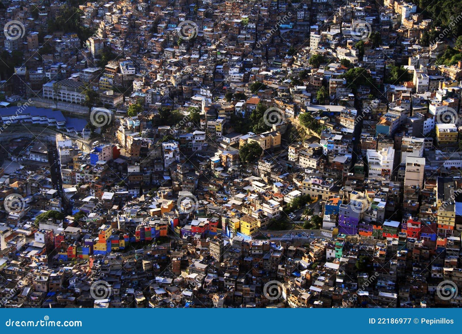 βραζιλιάνο favela