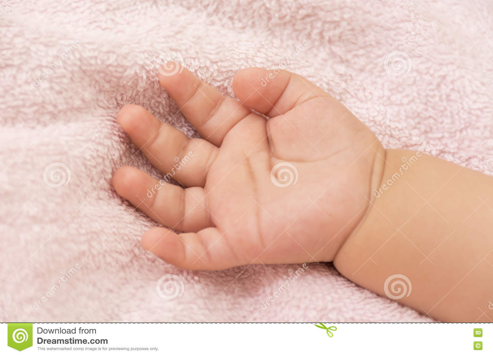 Βραχίονας μωρών