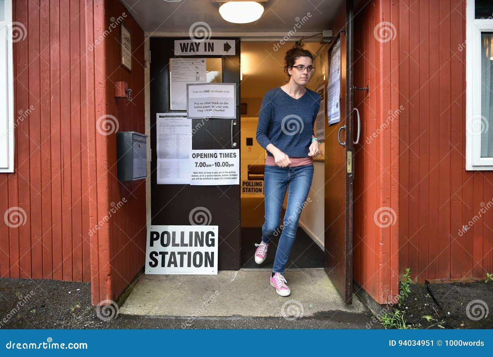 Βρετανική γενική εκλογή