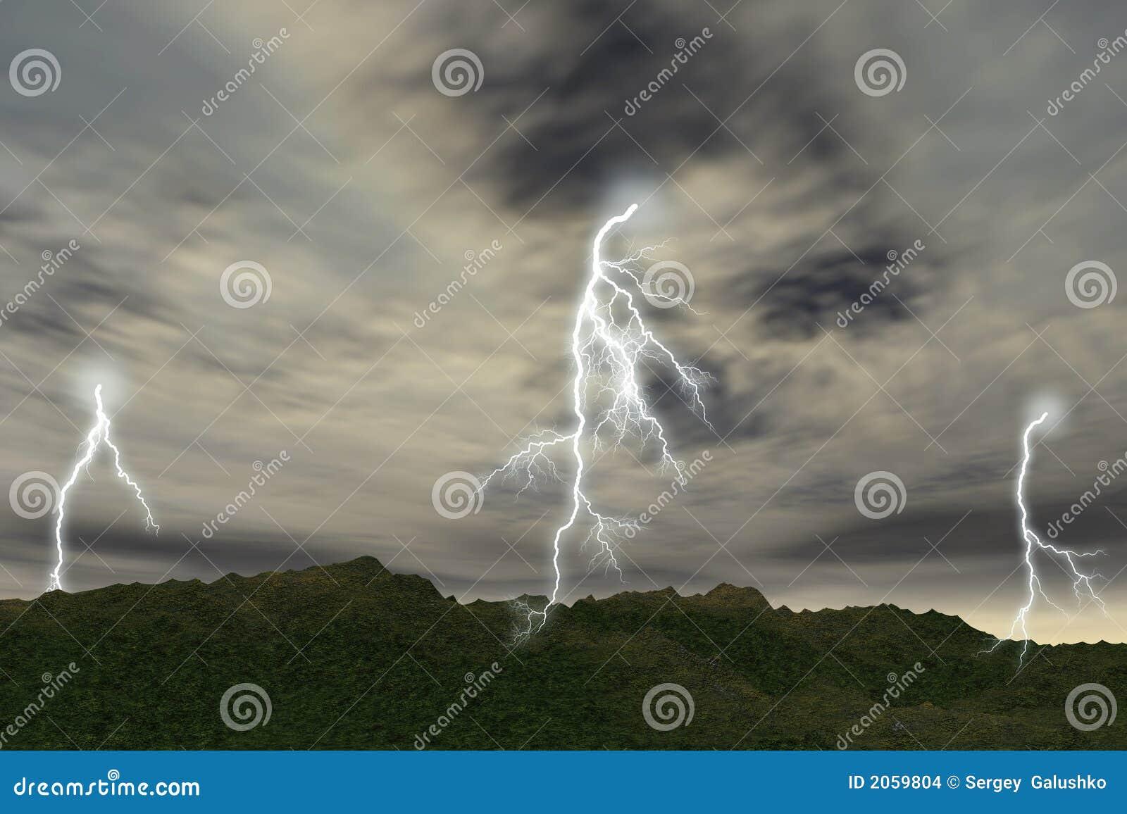 βροντή θύελλας