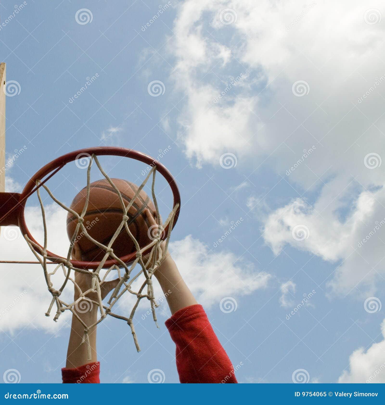 βρόντος καλαθοσφαίρισης dunk