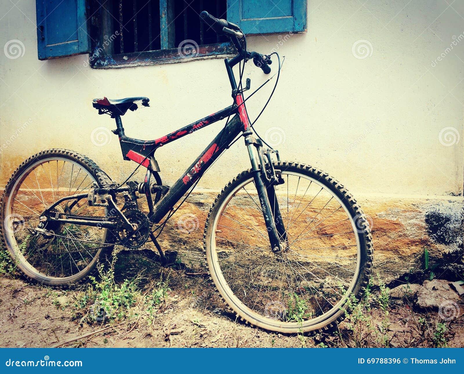 Βρώμικο ποδήλατο