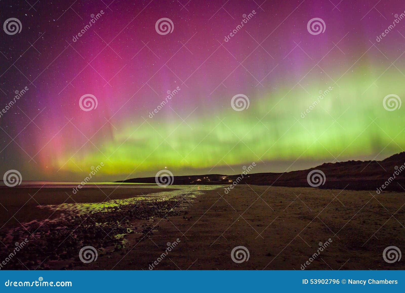 Βόρεια αυγή Borealis φω των