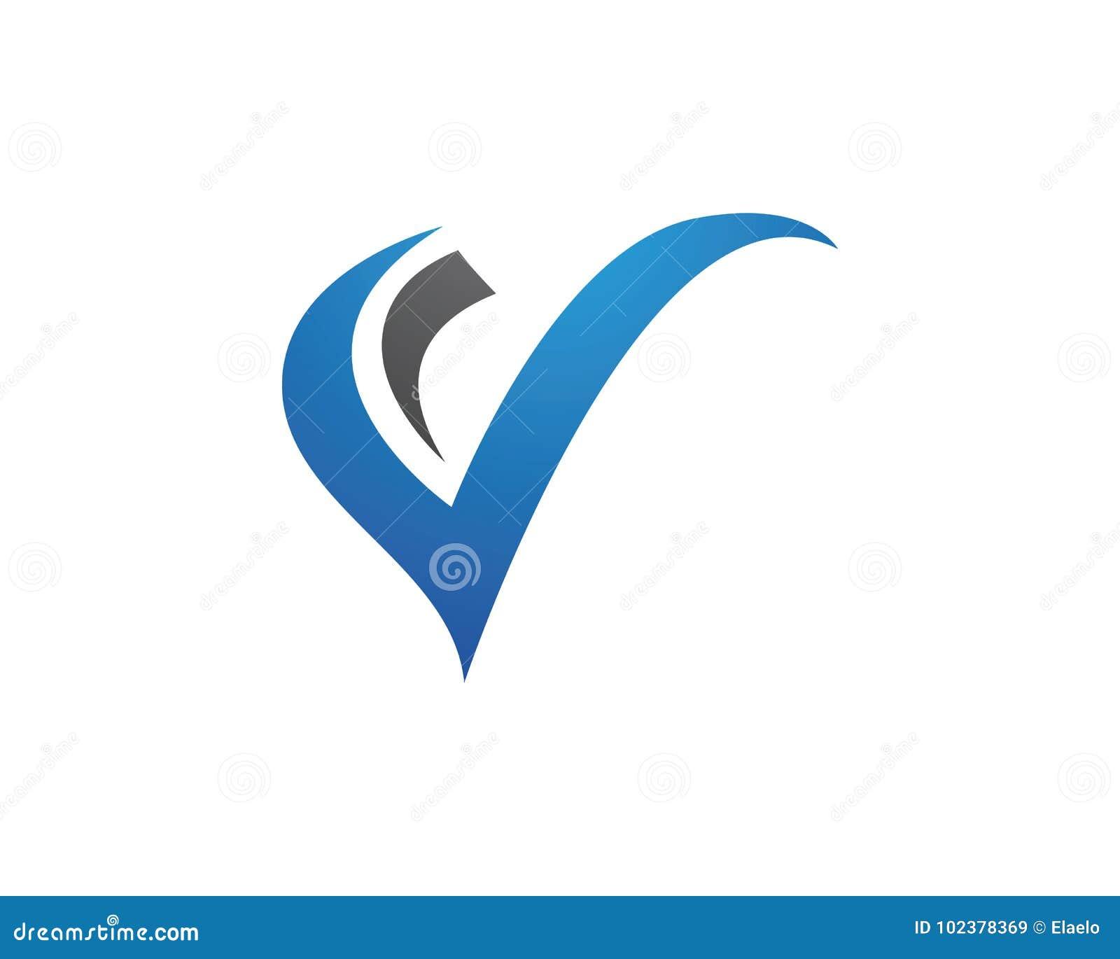 Β πρότυπο λογότυπων επιστολών