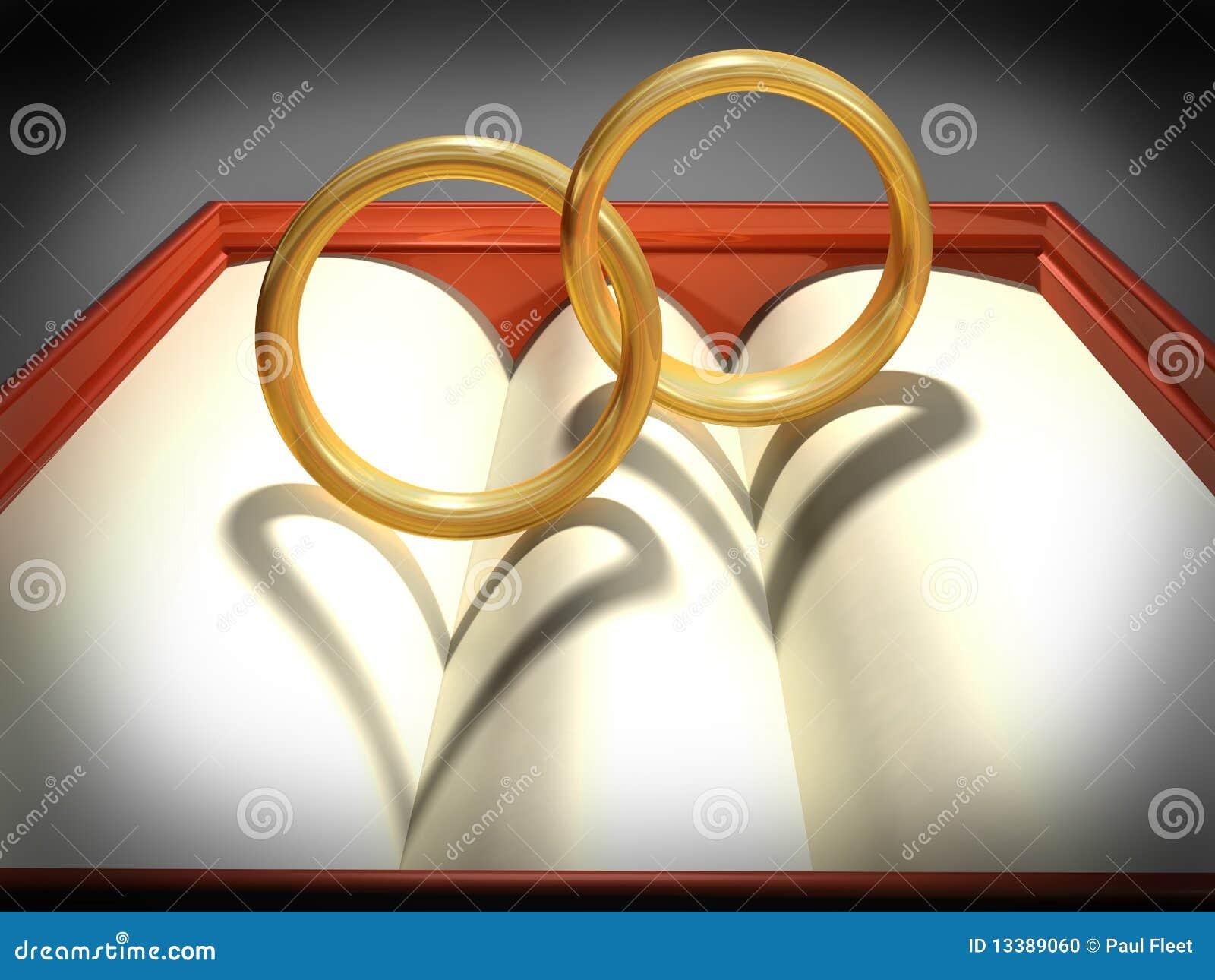 γάμος δαχτυλιδιών ενδασ