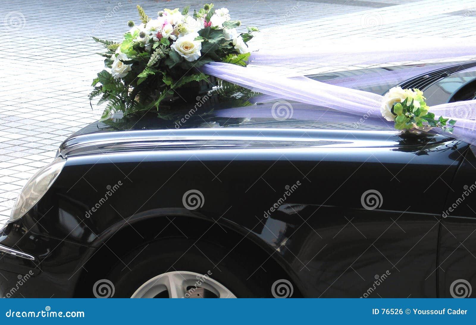 γάμος διακοσμήσεων αυτοκινήτων