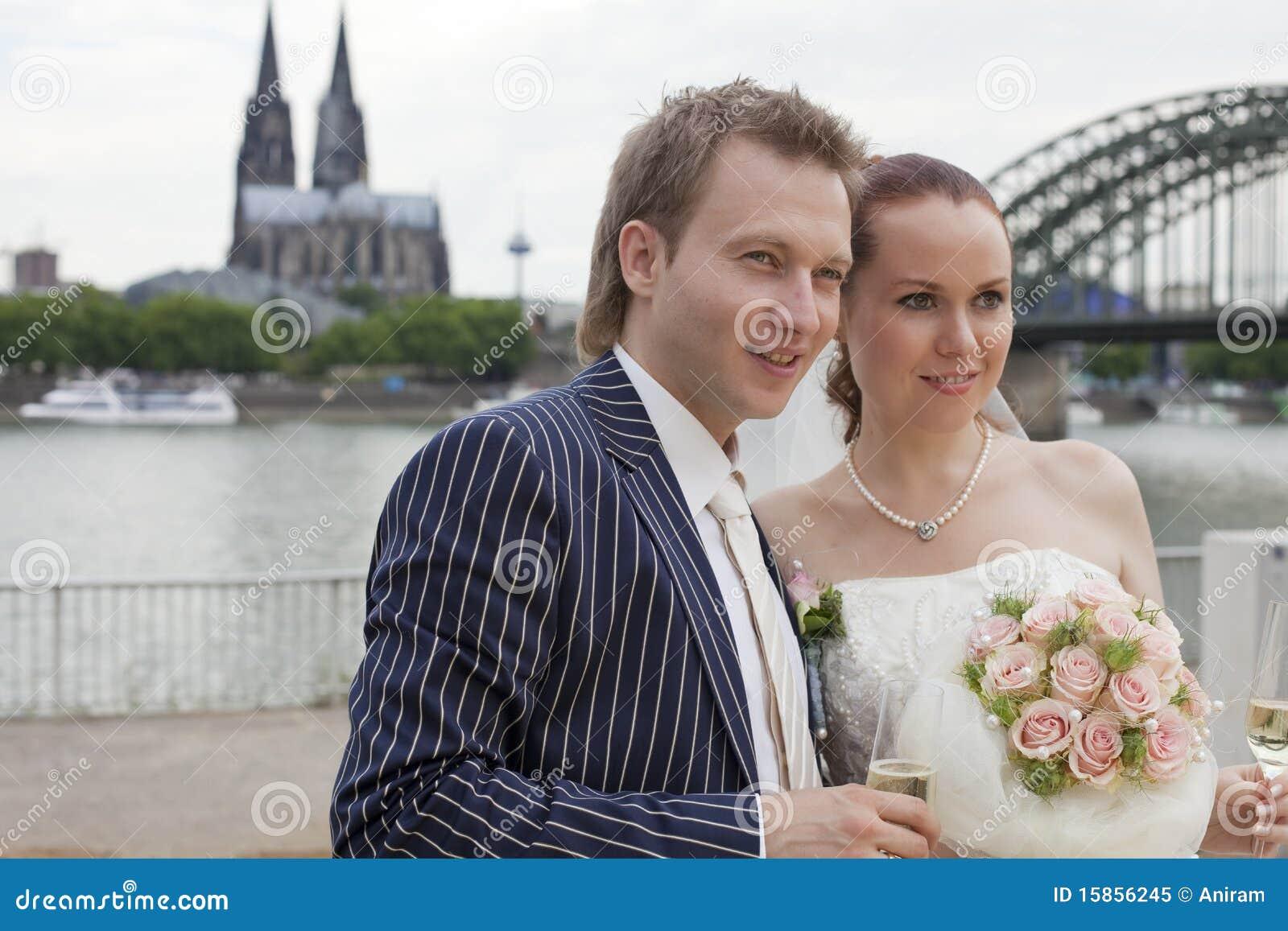 γάμος ζευγών της Κολωνία&