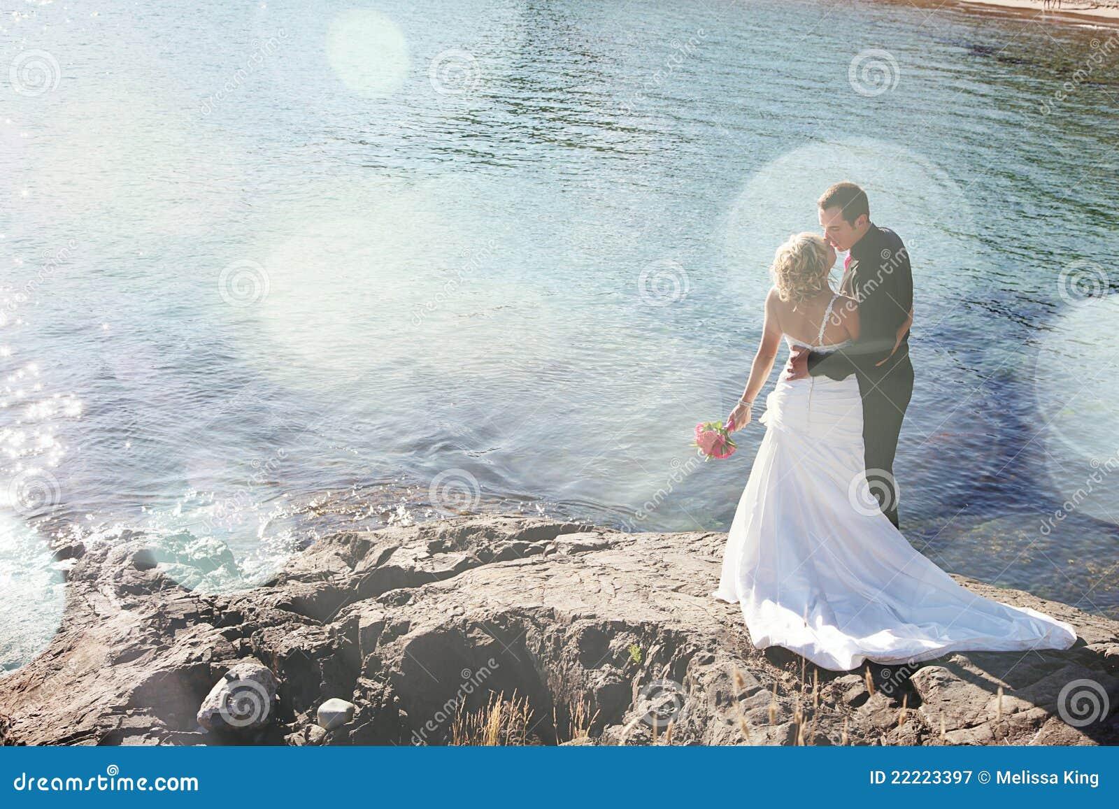 Γάμος - νύφη και νεόνυμφος