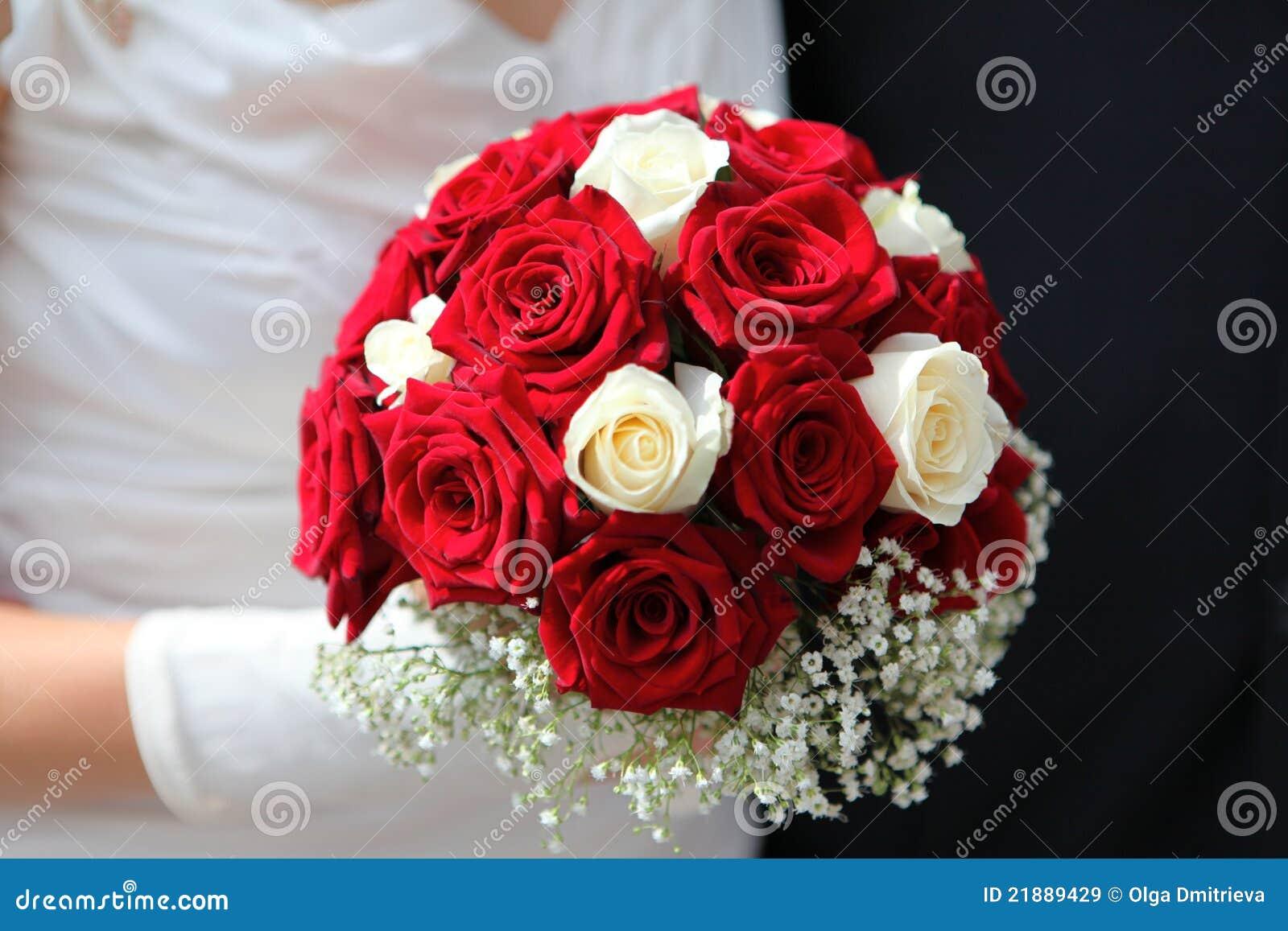 γάμος χεριών ανθοδεσμών