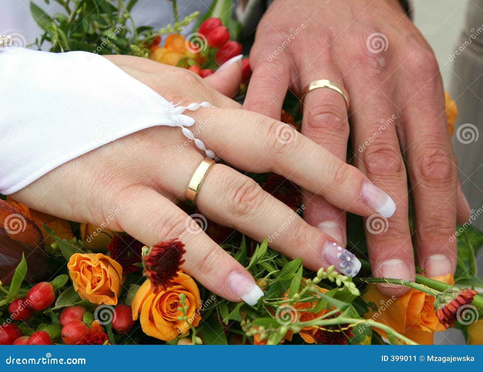 γάμος χεριών