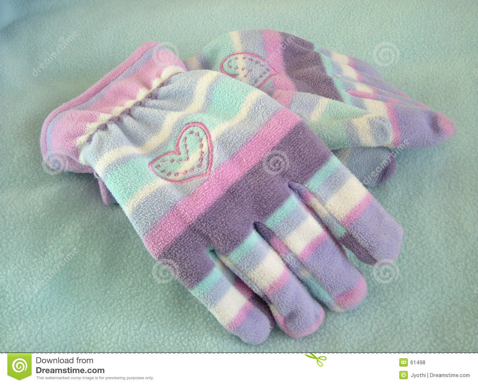 γάντια δύο