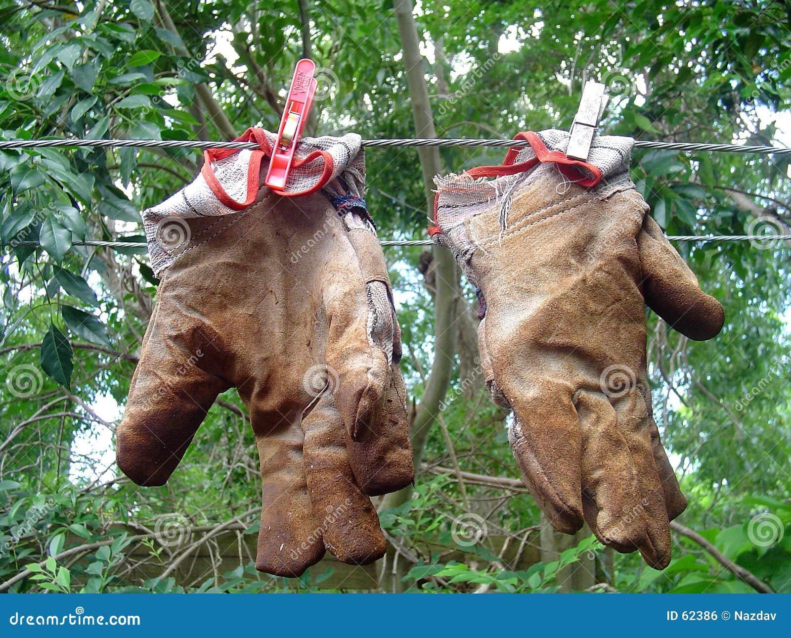 γάντια κηπουρικής