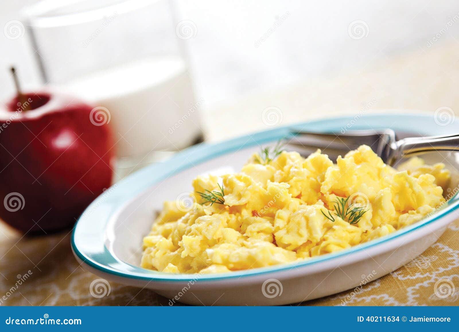 Γάλα αυγών προγευμάτων