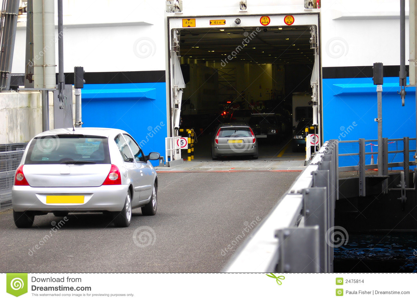 γέφυρα αυτοκινήτων που &epsil