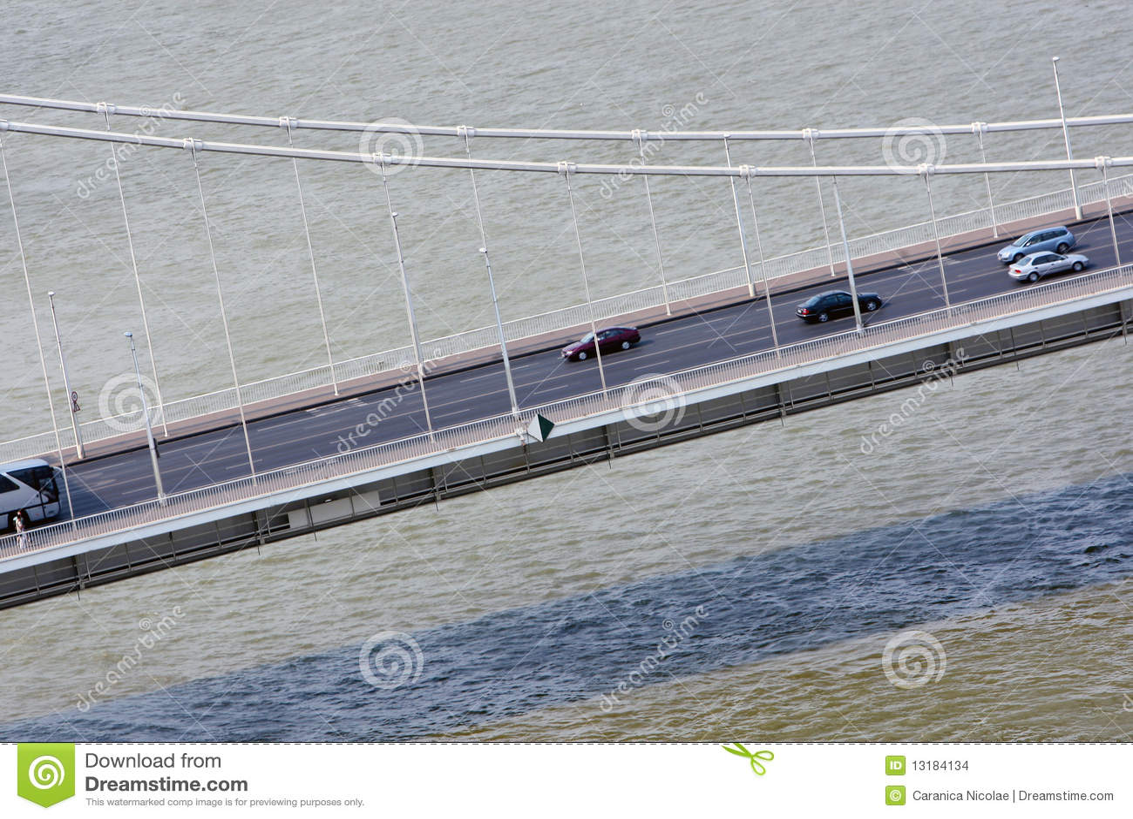 γέφυρα Βουδαπέστη