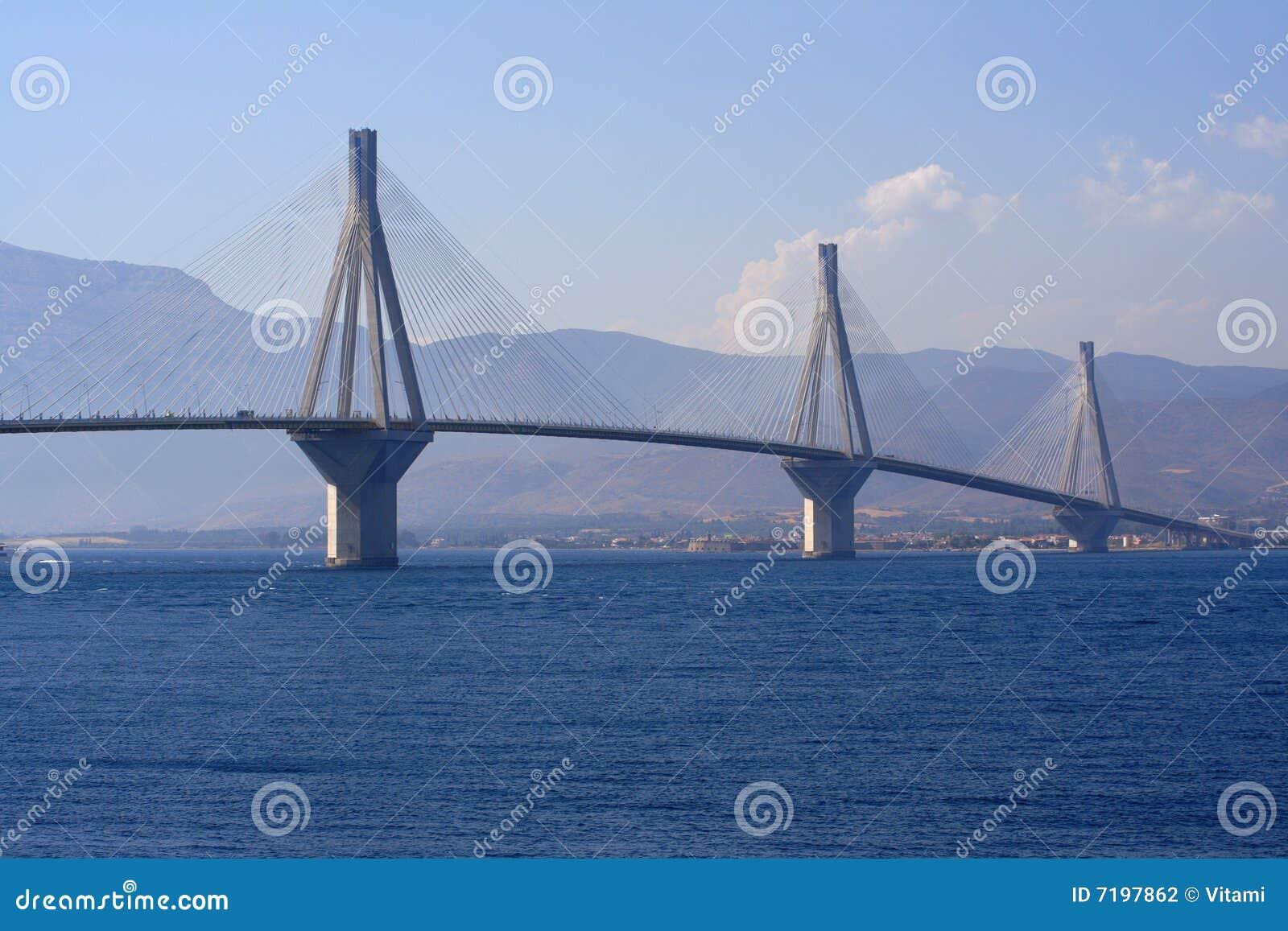 γέφυρα Ελλάδα Πελοπόννη&sigma