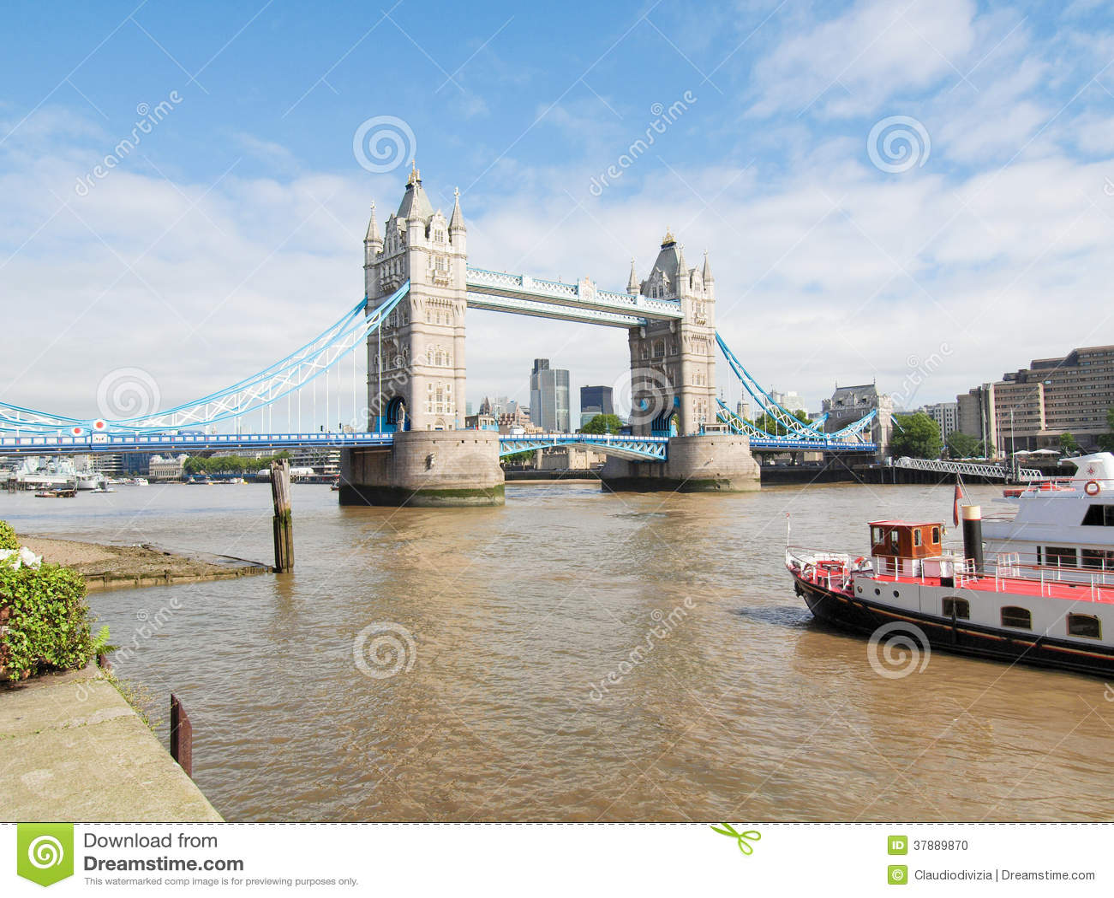 Γέφυρα πύργων, Λονδίνο