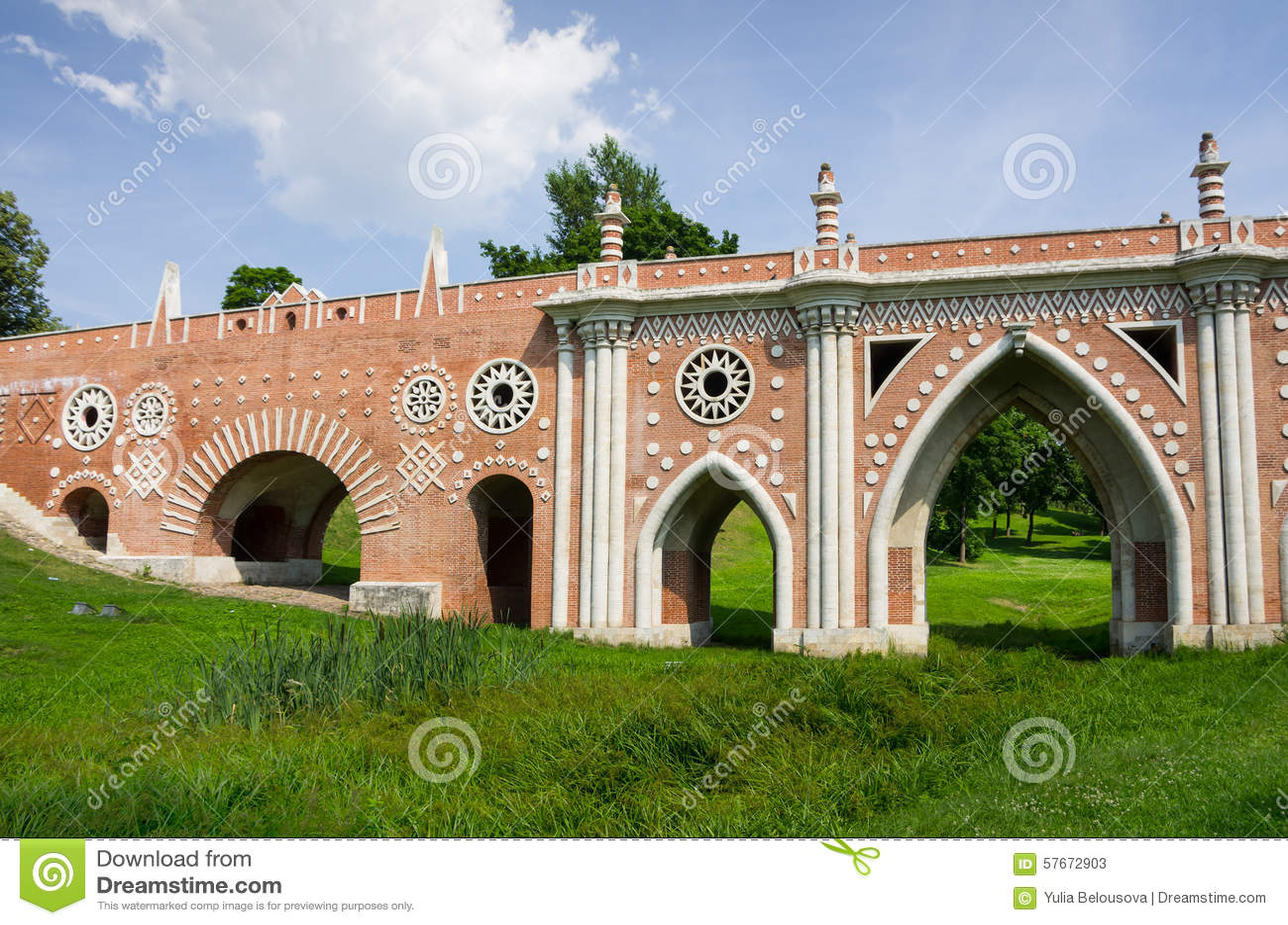 Γέφυρα σε Tsatitsino