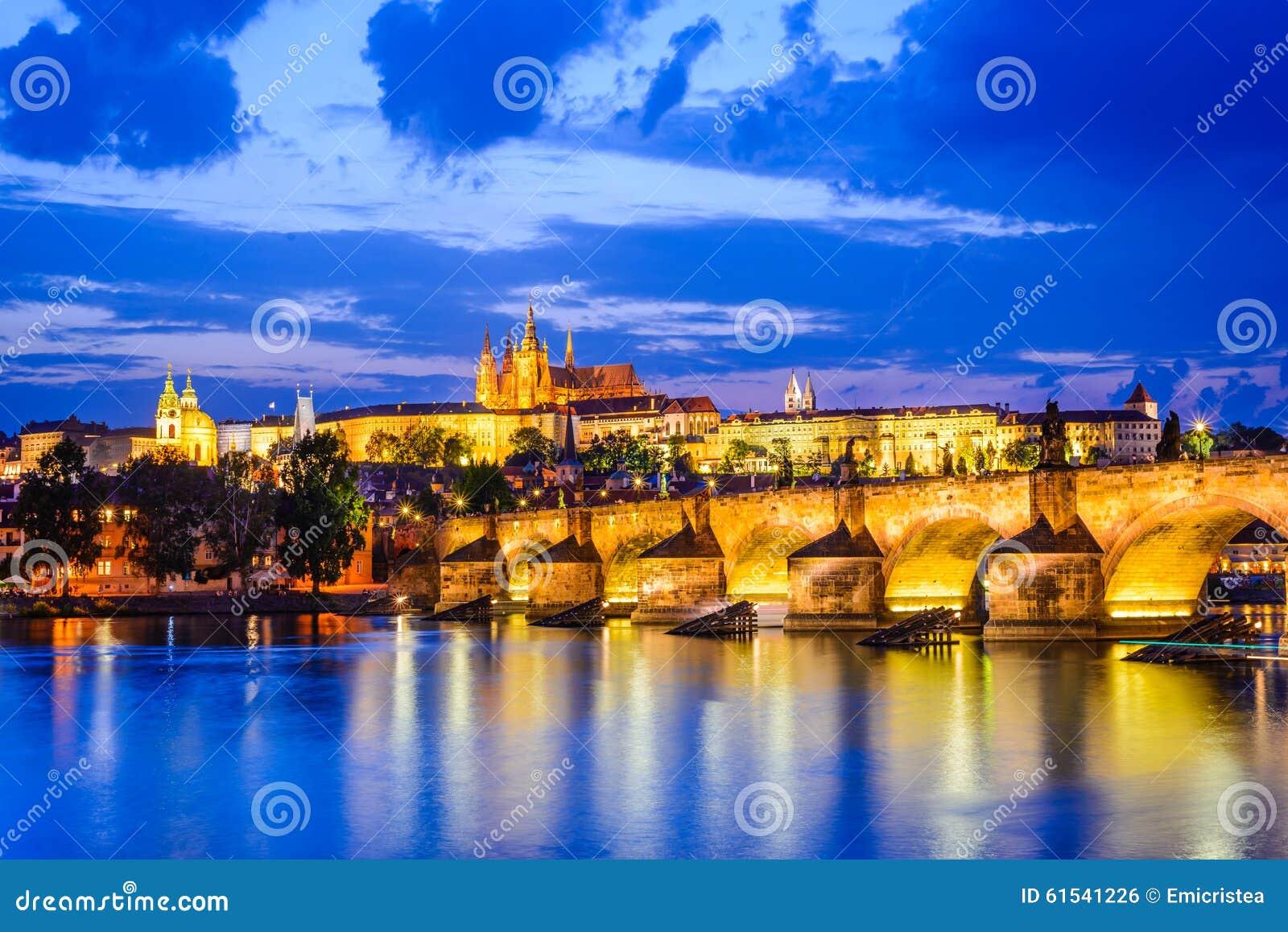 Γέφυρα του Charles, Κάστρο της Πράγας, Δημοκρατία της Τσεχίας
