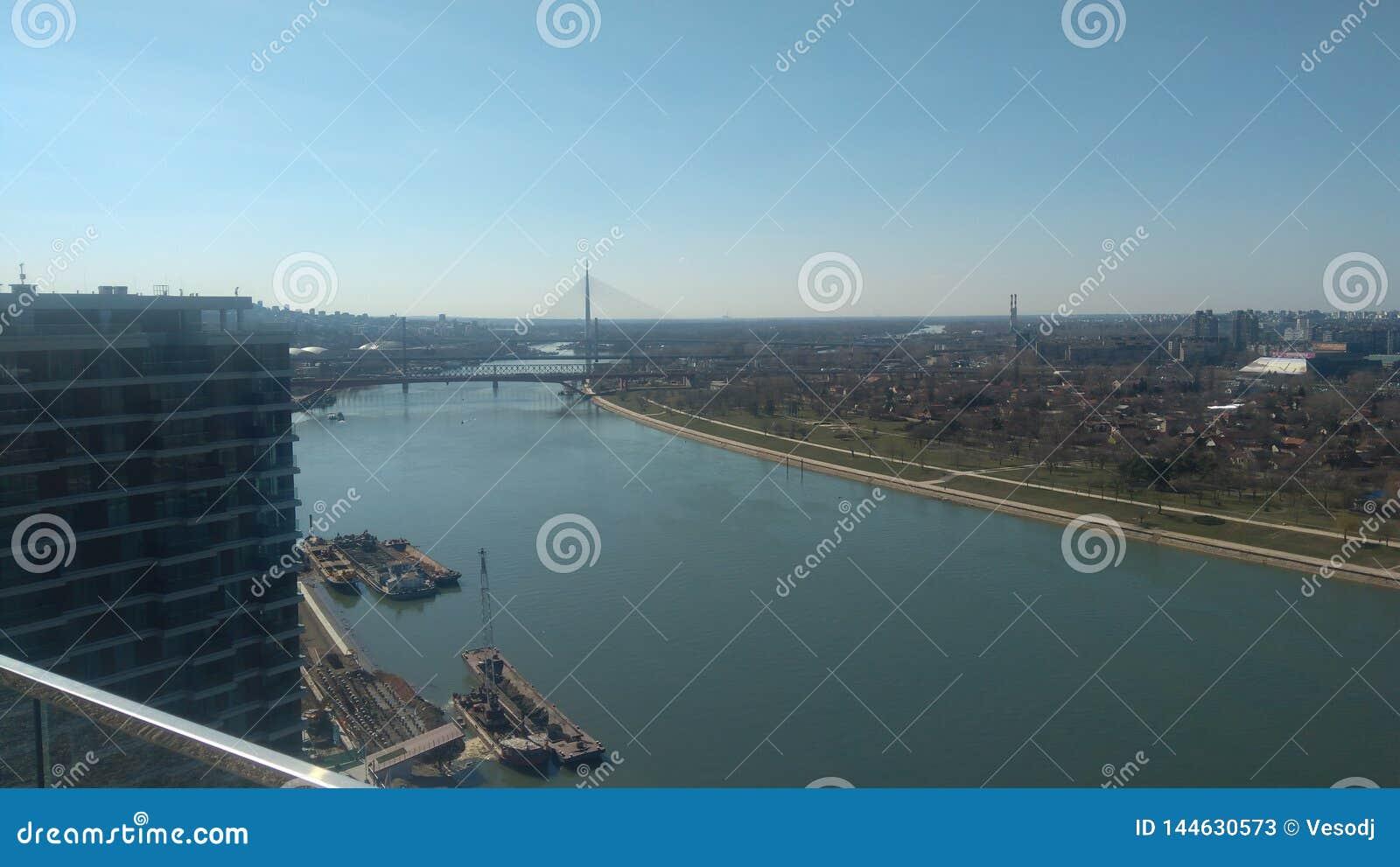 Γέφυρα Gazela στο Sava