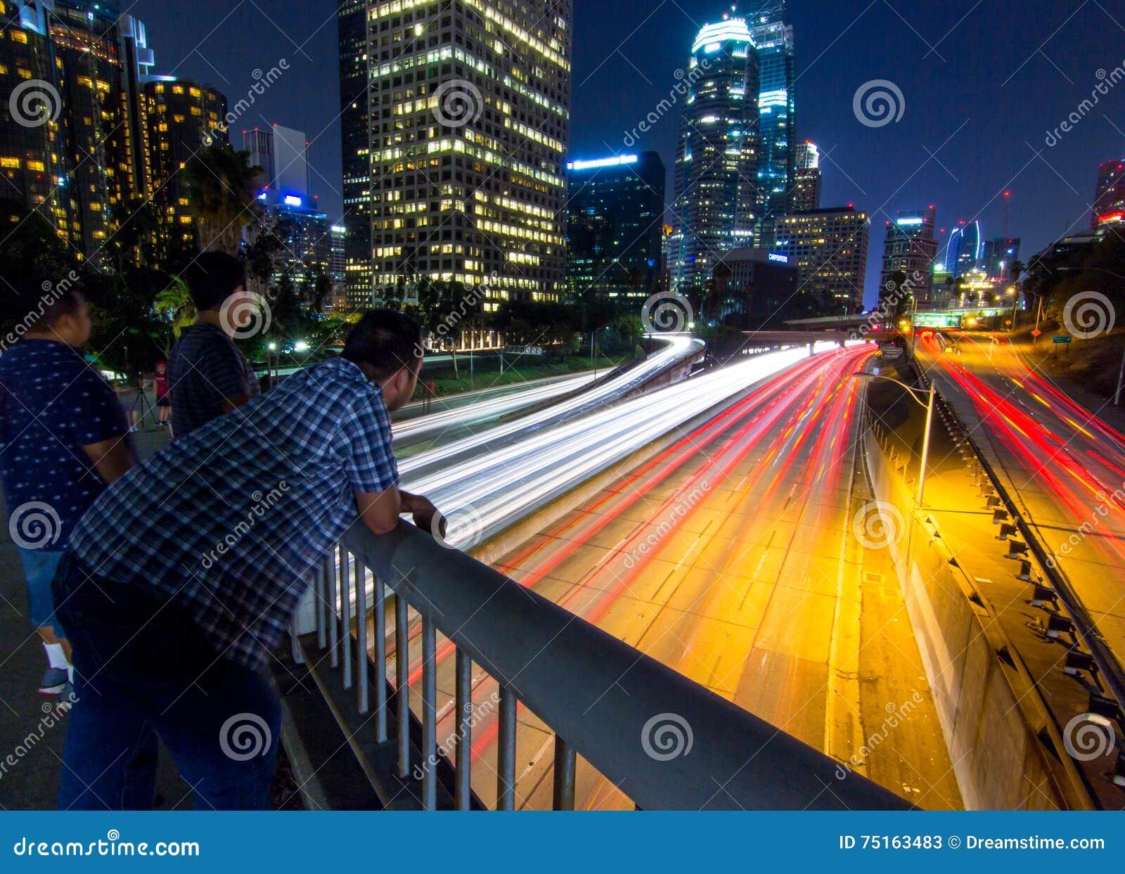 γέφυρα Los της Angeles