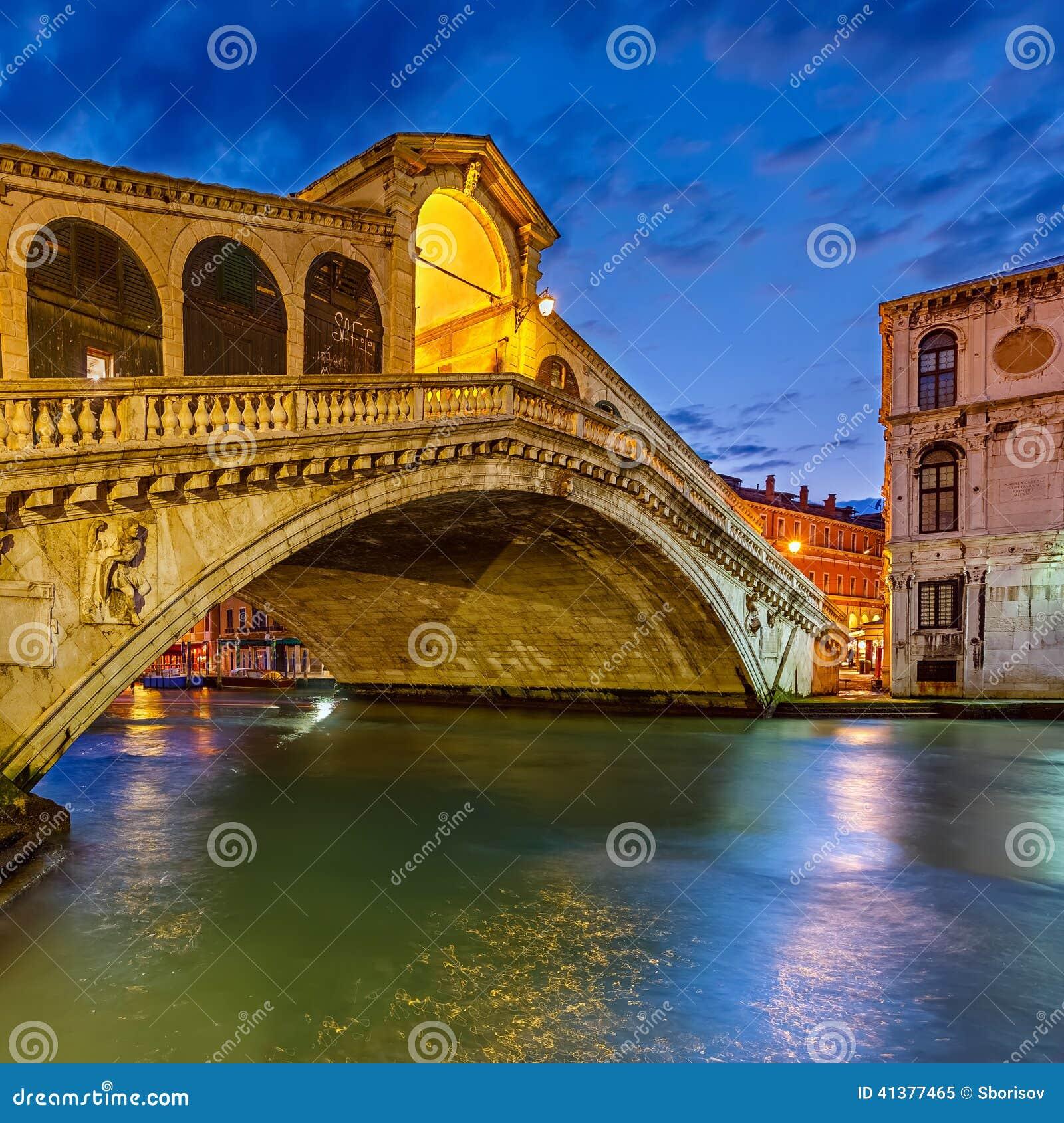 Γέφυρα Rialto, Βενετία