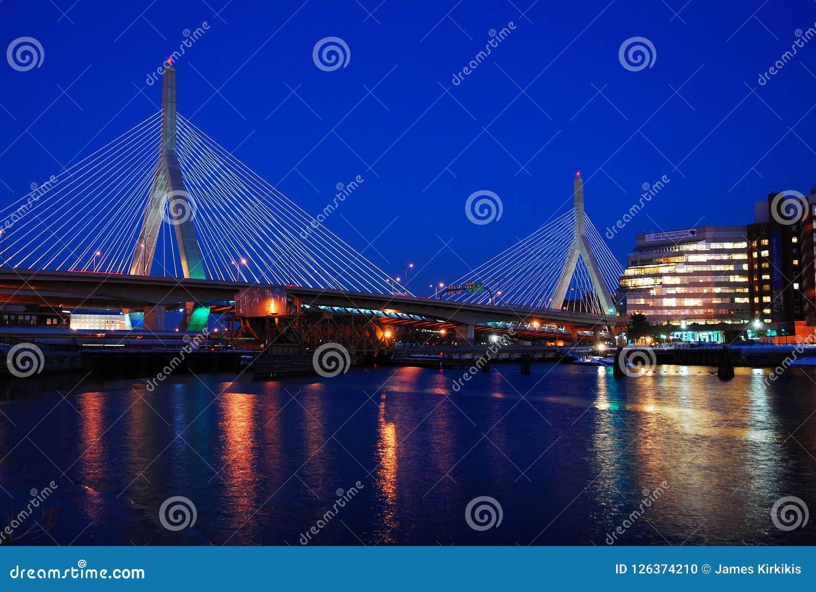 Γέφυρα Zakim, Βοστώνη