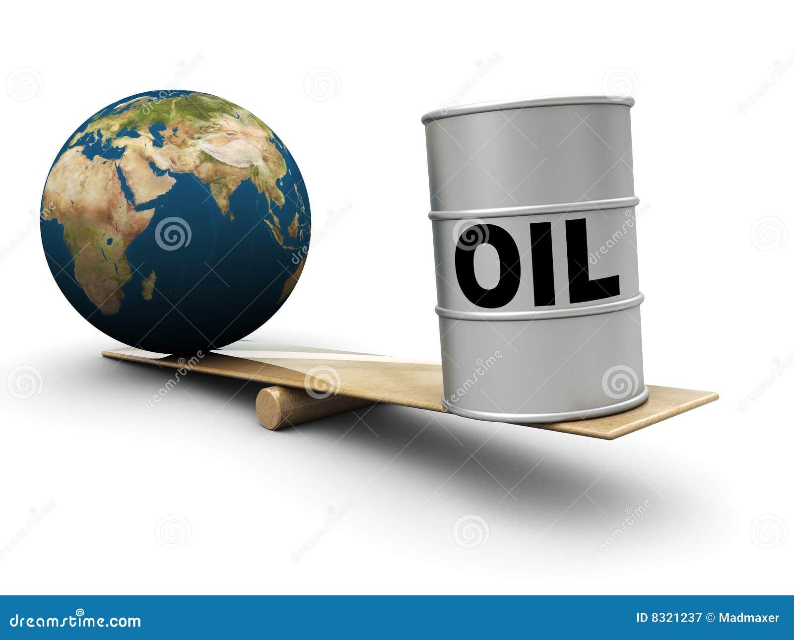 γήινο πετρέλαιο