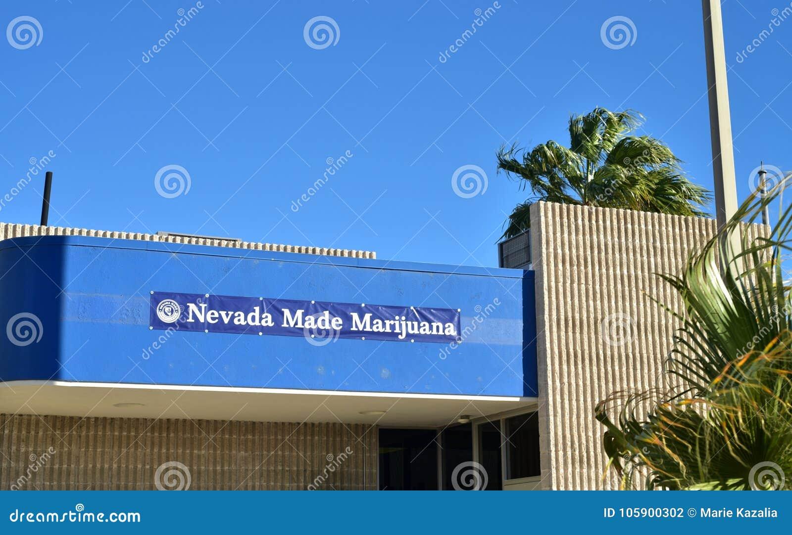 Γίνοντη η Νεβάδα μαριχουάνα ψυχαγωγικό ιατρείο πωλήσεων