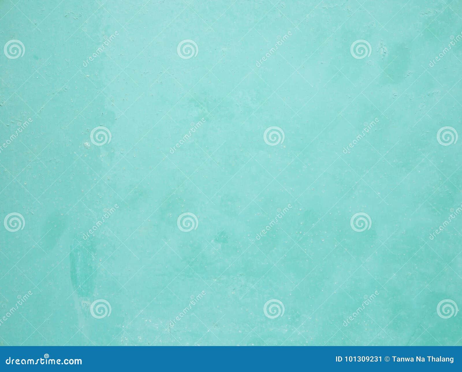 Γαλαζοπράσινο υπόβαθρο σύστασης τοίχων κιρκιριών