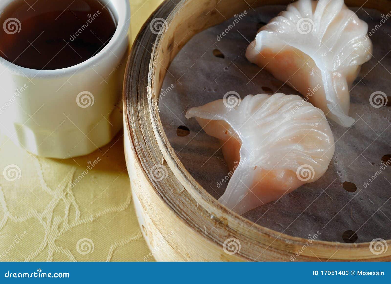 γαρίδες μπουλεττών
