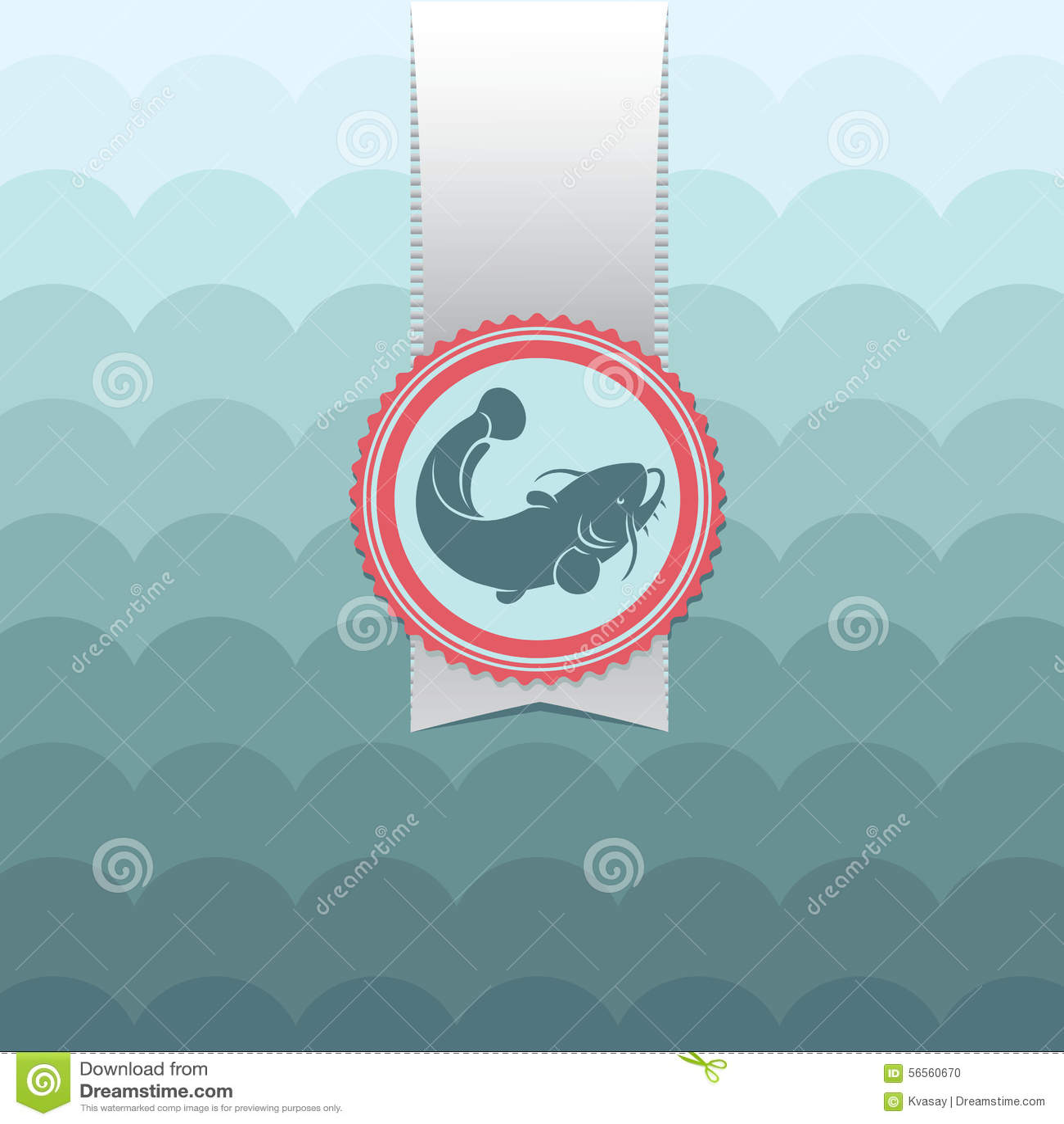 Download Γατόψαρο καρτών απεικόνιση αποθεμάτων. εικονογραφία από ταινία - 56560670