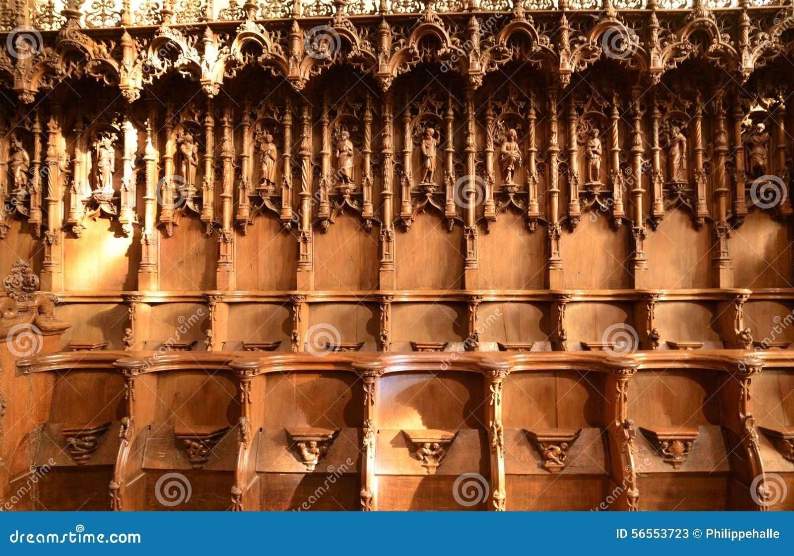 Download Γαλλία, γραφική πόλη Bourg EN Bresse Ain Στοκ Εικόνα - εικόνα από γαλλία, παλαιός: 56553723