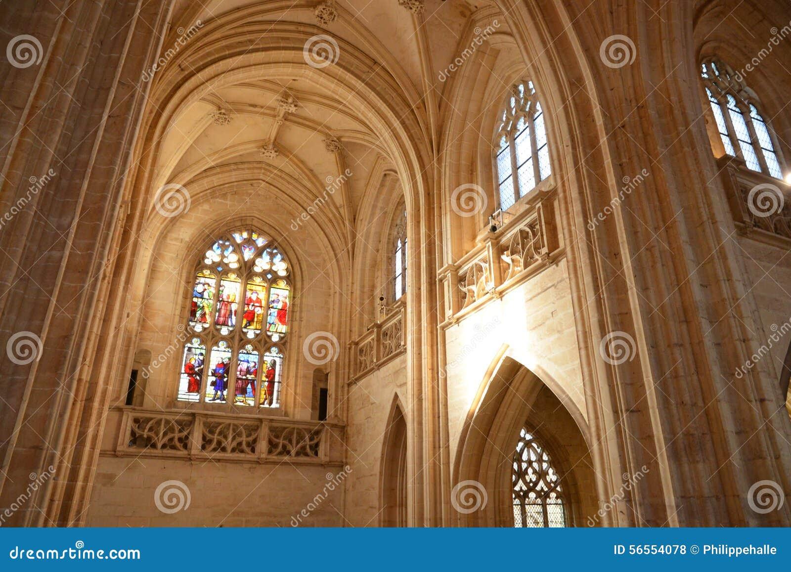 Download Γαλλία, γραφική πόλη Bourg EN Bresse Ain Στοκ Εικόνες - εικόνα από βασιλικός, αρχιτεκτονικής: 56554078