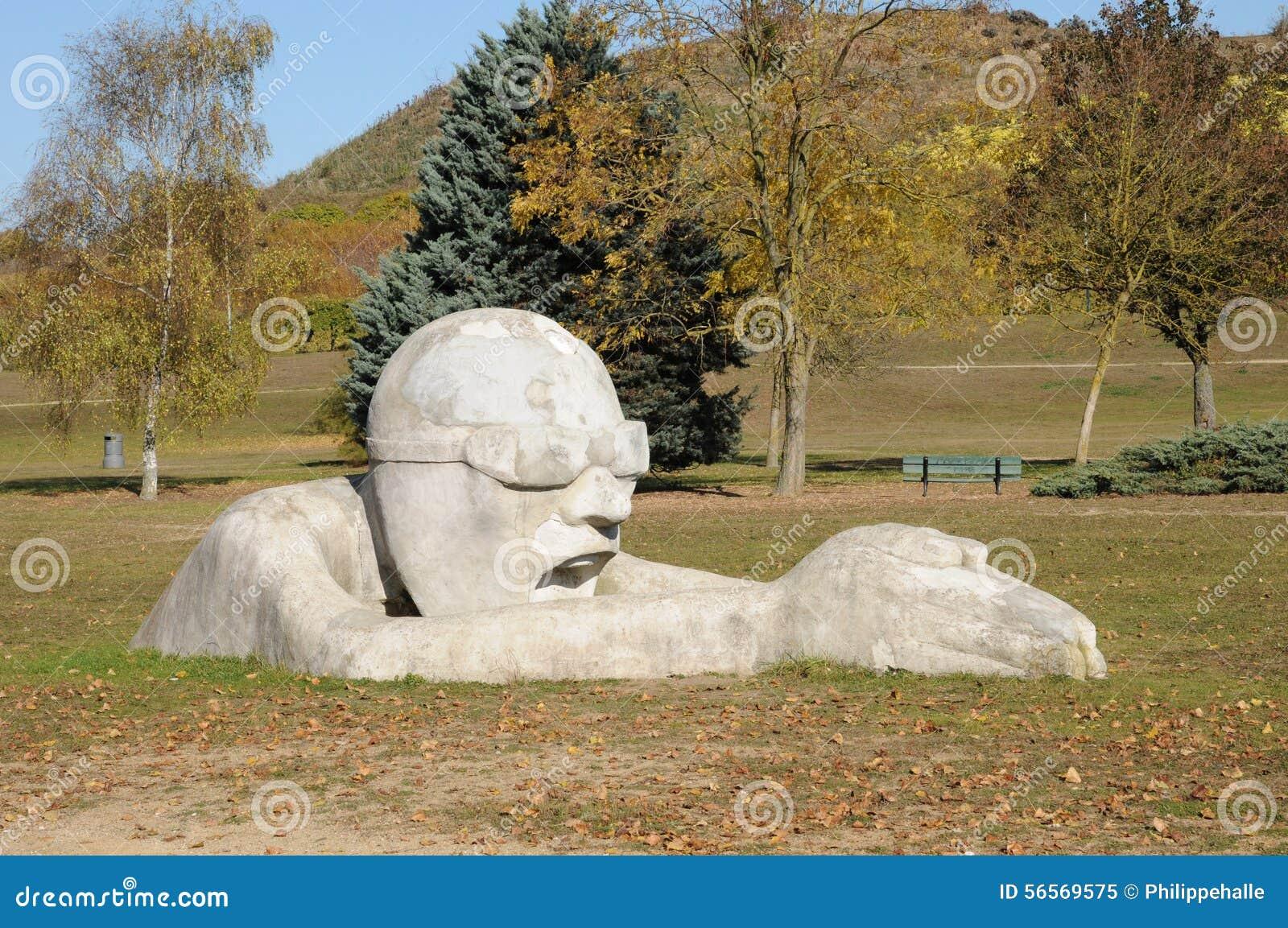Download Γαλλία, πάρκο Sautour σε Les Mureaux Εκδοτική εικόνα - εικόνα από εξωτερικό, γαλλία: 56569575